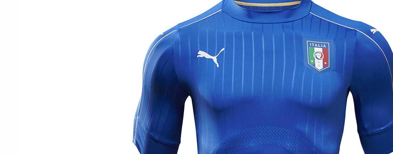 Camisa da Itália 2017