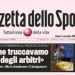 Calciopoli: o escândalo que sujou o campeonato italiano em 2006