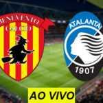 Veja como assistir Benevento x Atalanta AO VIVO na TV