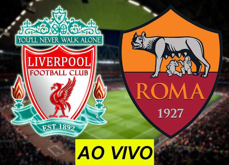 Assistir Liverpool x Roma ao vivo na TV