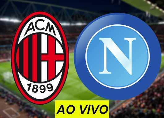 Assistir Milan x Napoli ao vivo na TV