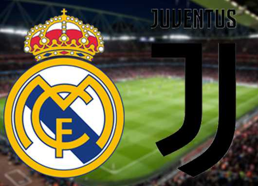 Assistir Real Madrid x Juventus ao vivo