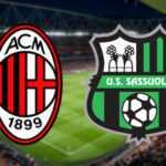 Milan x Sassuolo ao vivo na TV