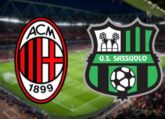Milan x Sassuolo ao vivo