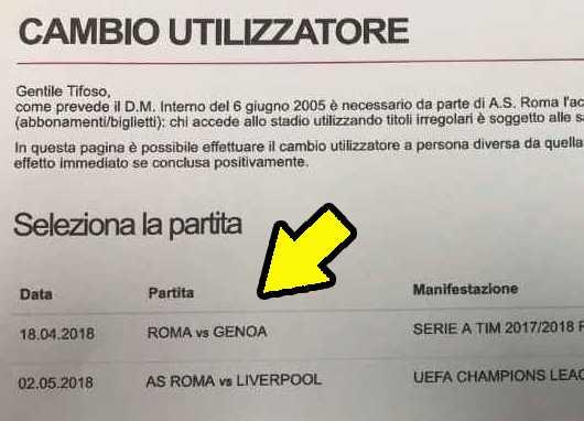 Roma x Liverpool site da Roma já sabia