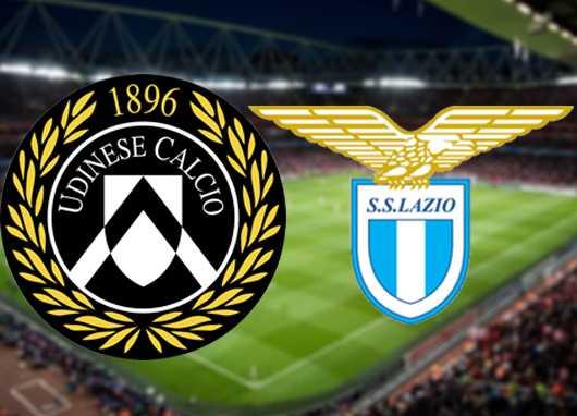 Udinese x Lazio ao vivo