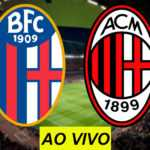 Confira como assistir Bologna x Milan AO VIVO na TV