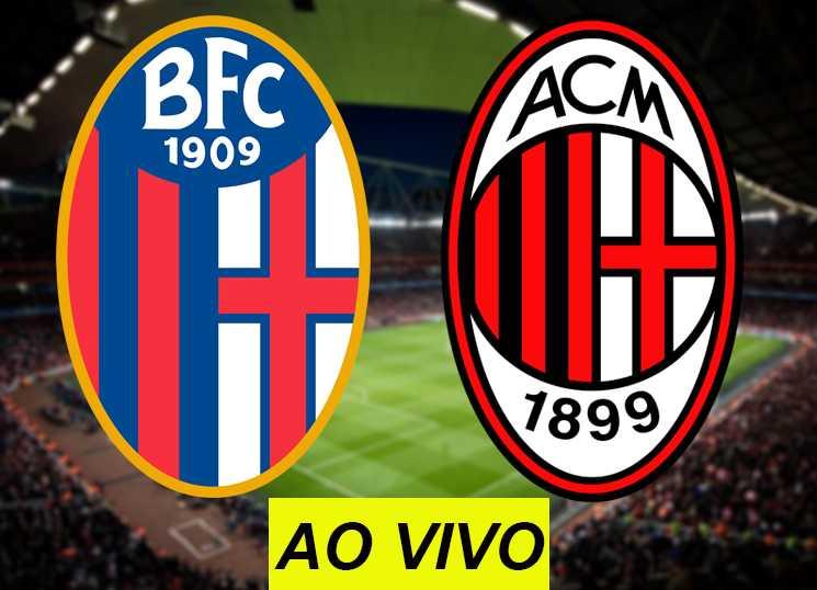 assistir Bologna x Milan ao vivo na tv