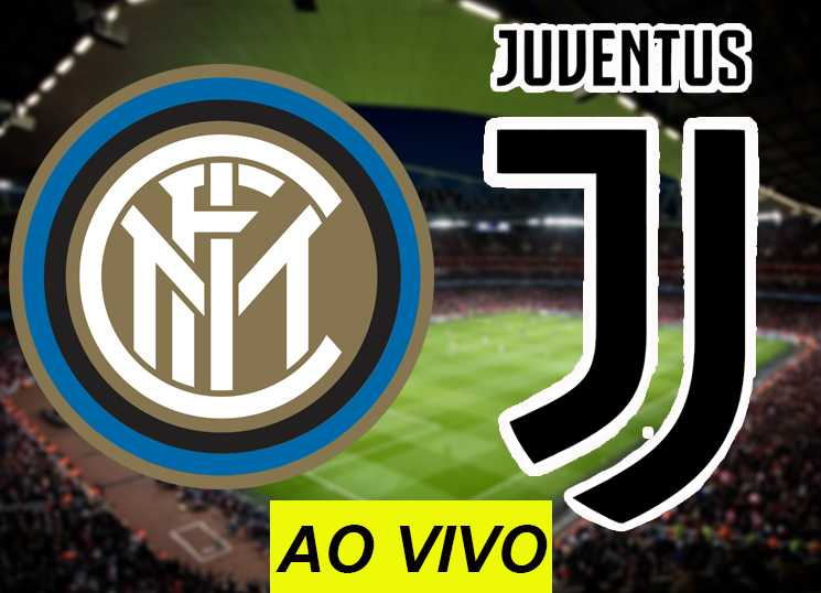 assistir inter x juventus ao vivo na tv