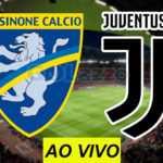 Saiba como assistir Frosinone x Juventus AO VIVO na TV | Tempo real