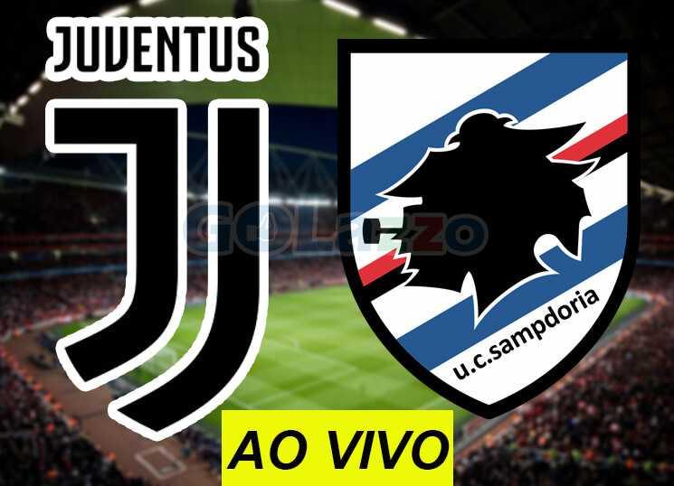 assistir Juventus x Sampdoria ao vivo