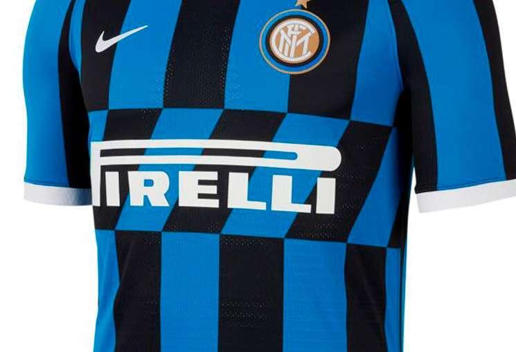 Inter e Pirelli fim do patrocínio