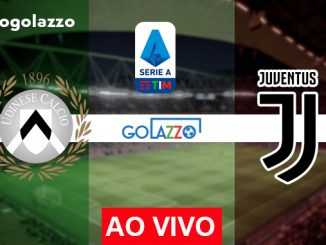 assistir Udinese x Juventus ao vivo pelo campeonato italiano