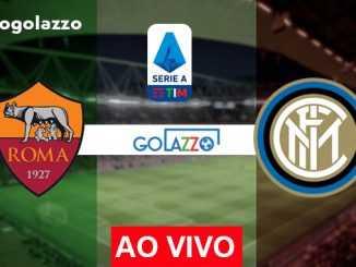 assistir roma x inter ao vivo pelo campeonato italiano