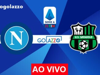 assistir napoli x sassuolo ao vivo pelo campeonato italiano