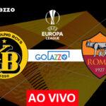 Veja onde assistir Roma x Young Boys AO VIVO pela Europa League; escalações