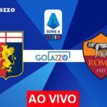 Veja onde assistir Genoa x Roma AO VIVO pelo campeonato italiano; escalações