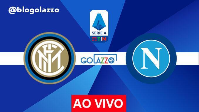 assistir inter x napoli ao vivo pelo campeonato italiano