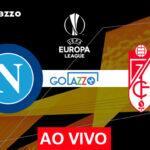 Napoli x Granada pela Europa League: onde assistir e escalações