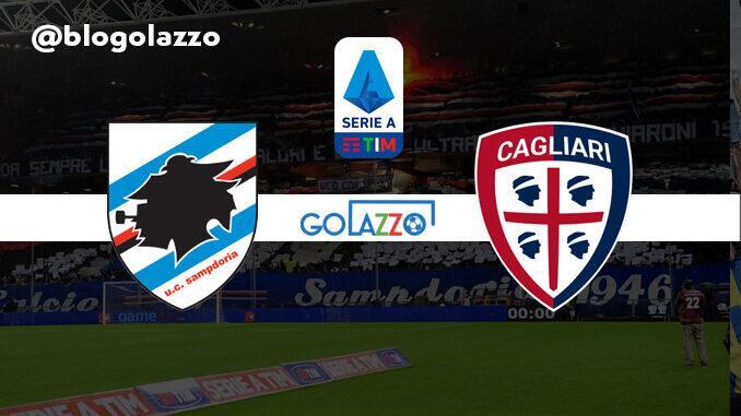 assistir sampdoria x cagliari ao vivo campeonato italiano