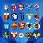 Quais são os times do campeonato italiano 2021-2022