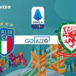 Itália x País de Gales pela Eurocopa: onde assistir e escalações