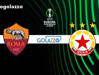 assistir roma cska sofia ao vivo conference league
